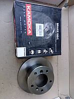 Диск тормозной Mercedes Sprinter,VW LT задний (пр-во KAMOKA)