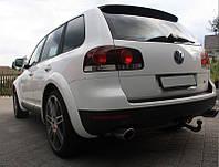 Расширители арок (накладки) Volkswagen Touareg (рест.)