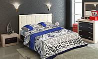 Двуспальный комплект постельного белья Бязь Gold Lux