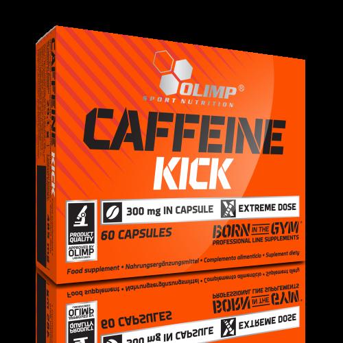 OLIMP Caffeine Kick 60 caps Олимп кофеин