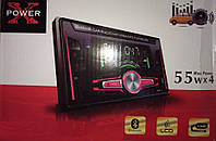 АВТО Магнитола 2 DIN магнитола Mp3 Bluetooth AUX USB, фото 1