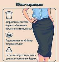 С чем носить разные виды юбок.