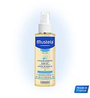 Детское масло Mustela 100 ml.