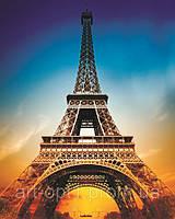 Картина на стекле Эйфелева башня 50*40 см
