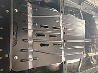 Защита коробки и раздатки Toyota Hilux 2016+  Hilux 2015+