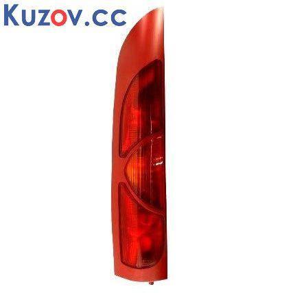 Фонарь задний Renault Kangoo 97-03 правый (Depo) 1 дверь 551-1965R-LD-UE 7700308716, фото 2
