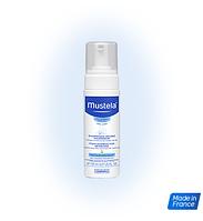 Пенка-шампунь для новорожденных Mustela 150 ml.
