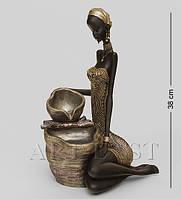 Статуэтка-фонтан Африканская леди SM-169