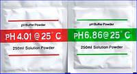Набор калибровочных растворов для PH метров, PH = 4,00 и 6,86 (250 мл)
