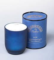 Свеча аром. Jade. Pavone в под. кор. WD-25