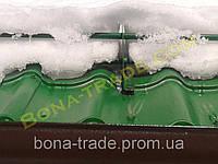 Снегозадержатель кровельный металлический трубчатый