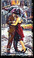 """Набор для вышивки бисером на натуральном художественном холсте """"История любви-2"""""""