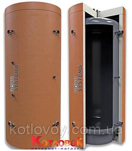 Буферная ёмкость (теплоаккумулятор) AquaSystems серии AQS-NT без теплообменников