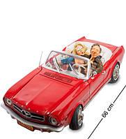 Автомобиль бол. Ford Mustang convertible. Forchino FO-85078