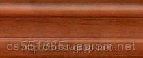 02 Красное дерево- плинтус напольный ПВХ Arbiton LM55