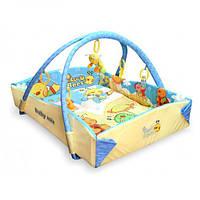 Детский игровой развивающий коврик  Alexis-Baby Mix 3261Q