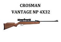 Пневматическая винтовка Crosman Remington Vantage NP 4х32, фото 1