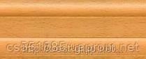 03 Медовый бук- плинтус напольный ПВХ Arbiton LM55