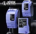 Преобразователь частоты (инверторы) INVERTEK ODE-2-14150-3K012   1,5  кВт, фото 3