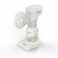 Электрический молокоотсос  BabyOno 051 + термометр 118