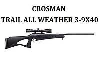 Пневматическая винтовка Crosman Trail NP All Weather 3-9x40