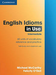 English Idioms in Use Intermediate з відповідями