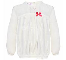 Детская нарядная блузка Mone для девочки,р.128, 134, 140, 146
