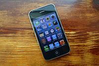 Смартфон Apple Iphone 3GS 8Gb Black Neverlock Оригинал!