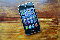 Смартфон Apple Iphone 3GS 8Gb Black Neverlock Оригинал!
