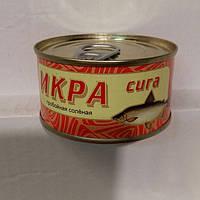 Икра Сига пробойная, соленая производитель Авистрон 120 грамм