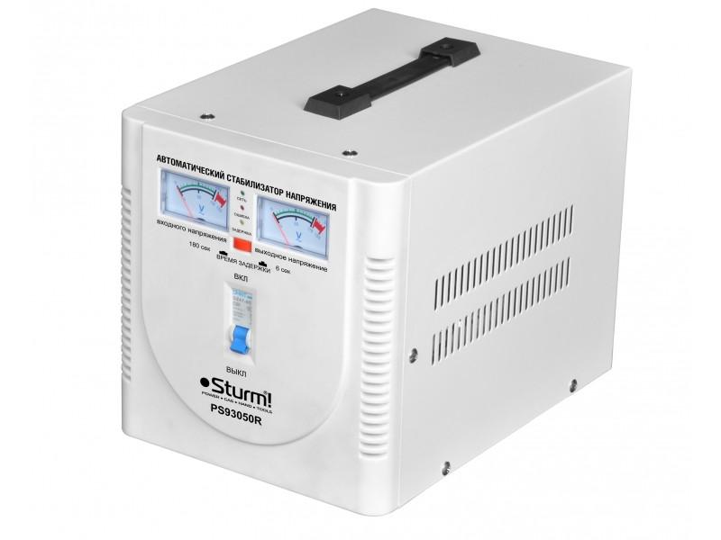 Стабилизатор напряжения для квартиры 5000 ВA Sturm PS93051R