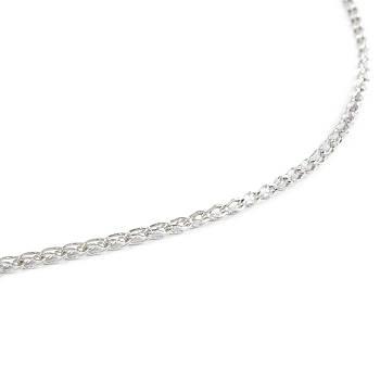 Серебряная цепочка плетение Spiga Арт. CN010SV