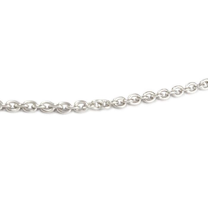 Серебряная цепочка якорное плетение 50 см Арт. CN004SV