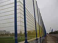 Панельные ограждения для спортивных площадок