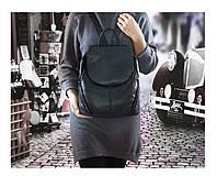 Женский рюкзак черный