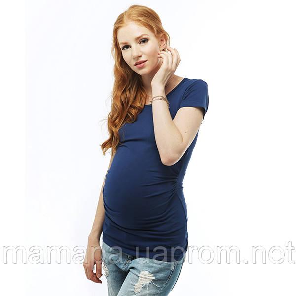 Футболка для беременных — Нэви Love and Carry Лав энд Керри Loveandcarry