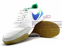 Футзалки (бампы) Nike Tiempo (0463) белые