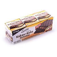 Вафли Excelsior knusprige Kakao+Keks Schnitte , 250 гр