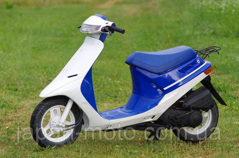Мопед Хонда Дио 18  (синий)