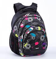 Модный школьный рюкзак для девочки подростка ортопедический