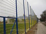 Зварні огородження для спортивних майданчиків, фото 2