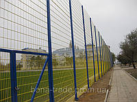 Сварные ограждения для спортивных площадок