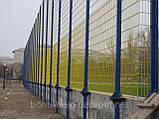 Зварні огородження для спортивних майданчиків, фото 3