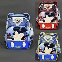 Рюкзак школьный МВ 0476 / 555-509 3 вида