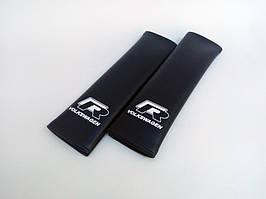 Подушки на ремни безопасности автомобиля с логотипом автомобиля Vollkswagen