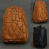 Рюкзак Blok 5844-1 / 555-401 БРОНЗА