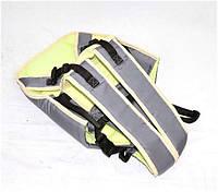 Рюкзак-кенгуру №7 сидя, цвет темно-серый. Предназначен для детей с трехмесячного возраста
