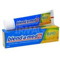 "Зубна паста ""Blend-a-med"" 100мл  Био Фтор Прополіс/-688/6"