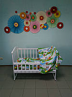 Детское постельное белье 5 в 1, (резинка)