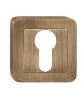 Накладка под ключ (цилиндр) Gamet Plt-24z-pz-ab-kw-bl бронза